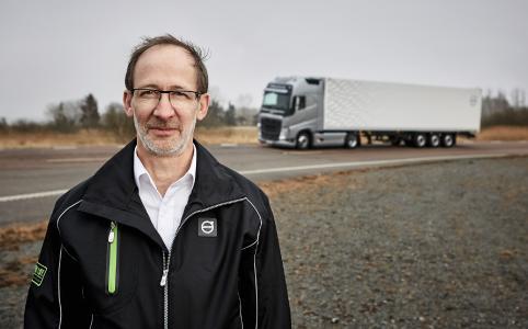 Carl Johan Almqvist, Leiter Verkehrs- und Produktsicherheit