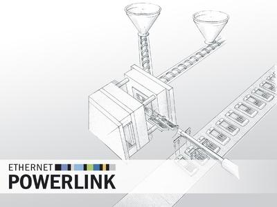 Real-time Ethernet POWERLINK is better suited for applications in the plastics industry than any other system on the market. That's why POWERLINK has been part of the EUROMAP specification for several years now