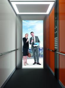 Keyvisual evolution 200  (Bild: thyssenkrupp Elevator)