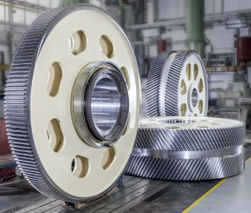 Advanced gearwheel design enables higher power transmission with the same size of gear