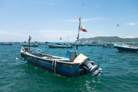 artisanal fishing vessel