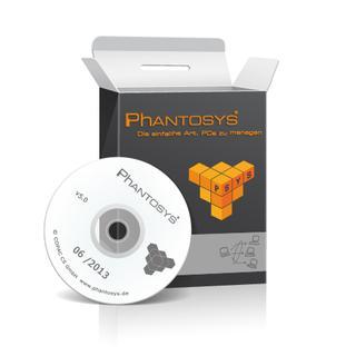 Phantosys, die einfache Art, PCs zu managen