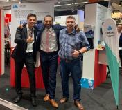 C-IAM GmbH: Jörg Vogelgesang, Jamshed Kharkan und Benjamin Bunkus