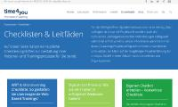 Checklisten unter www.time4you.de