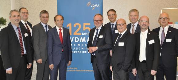 Vorstand VDMA Allgemeine Lufttechnik / Bild: VDMA