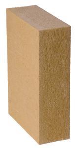 Mit der im Trockenverfahren hergestellten Putzträgerplatte HFD-Exterior Compact ist das Dämmstoff-Angebot des WDVS-Entwicklers INTHERMO um eine Variante reicher. (Quelle: INTHERMO  – www.inthermo.de)