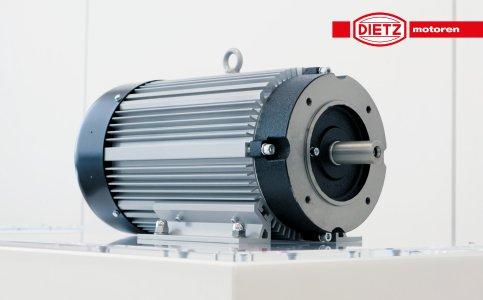 (F)DP-Motor von Dietz-motoren