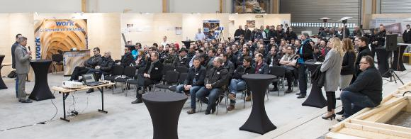 Hundegger Innovationstag
