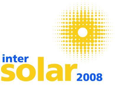 Logo Intersolar 2008