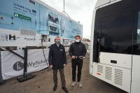 WyRefueler ensures reliable bus refueling