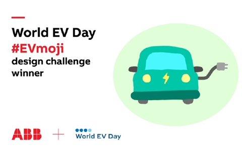 Aufgeladen! #EVmoji-Gewinner am World EV Day gekürt