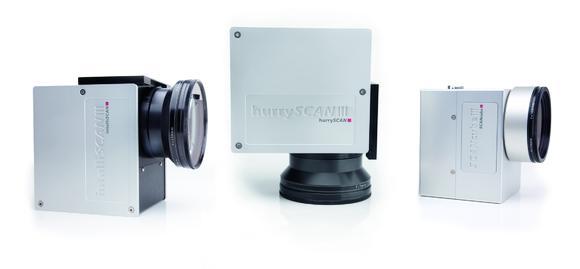 SCANLAB new III series scan heads