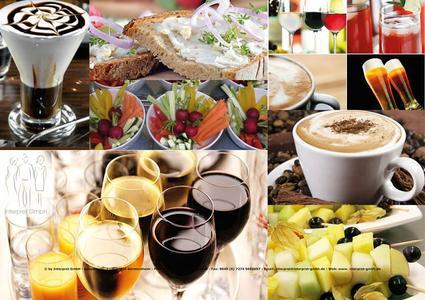 interpret GmbH - Hostessen - fingerfoods und Kaffeeallerlei höchstens Anspruches gehören dazu