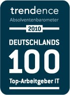 trendence Absolventenbarometer 2010 - IT Edition