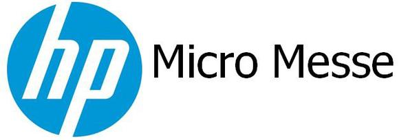 Ingram Micro HP Micro Messe Logo