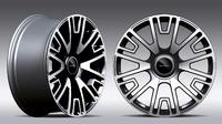 MANSORY starts wheel revolution with the all new Luxury Wheels Collection