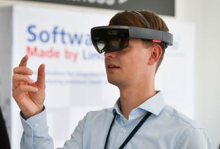 Im Fokus der DSAK 2018: 3D-Visualisierung im Web, sowie virtuelle und erweiterte Realität
