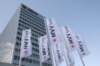 Unternehmenszentrale der MVV in Mannheim