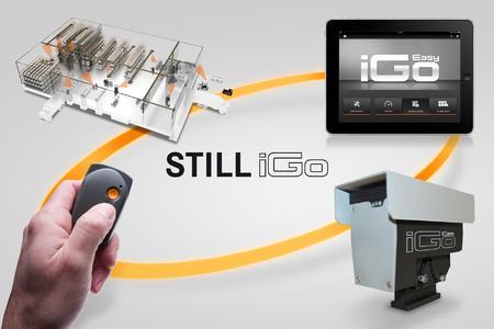 STILL iGo – Automatisierungslösungen von STILL, Foto: STILL GmbH
