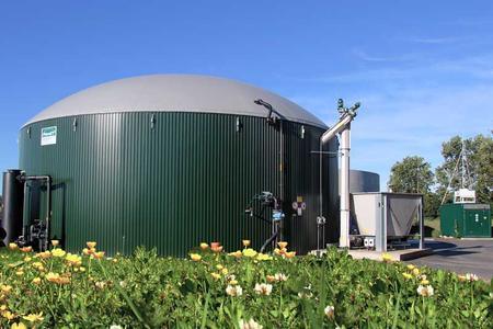 PlanET 75 kW Biogasanlage