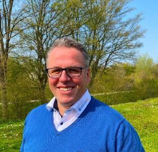 Markus Gringel, Mitglied der Geschäftsführung bei SECUDOS