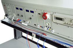 Elabo Kabelmanagementsystem Orga-Panel
