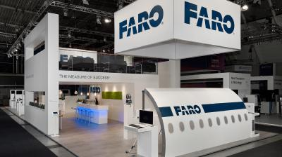 FARO – Turning the trade fair appearance into an event