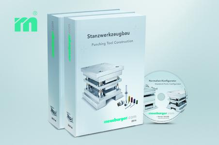 With its 566 pages, the new Meusburger catalogue Punching Tool Construction 2014 helps save time and money