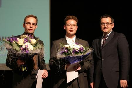 Foto - Automobilzulieferer würdigt wissenschaftliche Arbeiten mit Brose-Preis