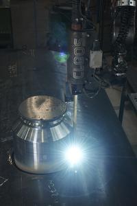 Kürzere Fertigungszeiten, deutlich weniger Materialeinsatz sowie eine hohe Qualität kennzeichnen die Engspalttechnik