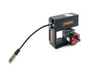 Verifikationsadapter LVA mit montierter LUMIMAX® Koaxialbeleuchtung ES60