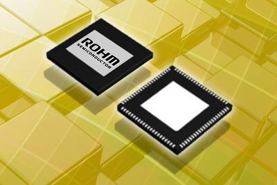 The Industry's First* Baseband IC Compliant with  HD-PLC Inside