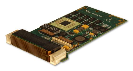 3U VPX Board features AltiVec performance of MPC8640D