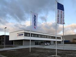 Neue MPDV-Niederlassung in Hamm kurz vor dem Einzug im November 2017
