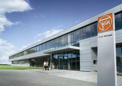 Außenansicht FEIN Entwicklungs-, Vertriebs- und Verwaltungszentrum