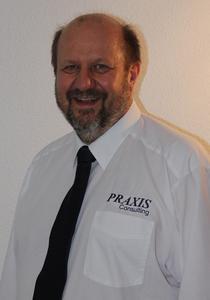 Uwe Wirth, Vorstand der PRAXIS Software AG