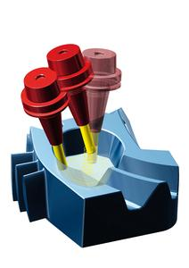 OPEN MIND will present the latest hyperMILL® machining strategies at EuroMold