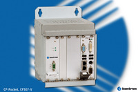 CompactPCI System CP Pocket CP307 V