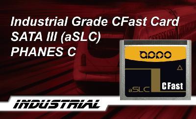 Industrial CFast Card (aSLC)