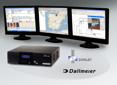 Dallmeier Recorders integrated into   Dorlet Management Software DASS