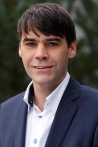 Juniorprofessor Dr. Volker Ludwig / Foto: TUK/Koziel