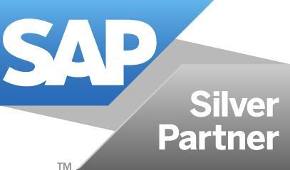 Official Logo SAP Silver Partner