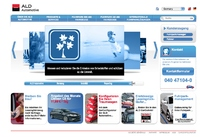 ALD Automotive: Neues Jahr - neue Website