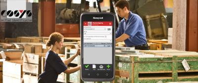 Mit dem Honeywell ScanPal EDA51 Ihre Lagerhaltung im SHK Großhandel optimieren