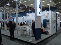 ProMinent auf der drinktec 2013 - Positive Resonanz