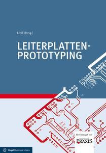 """Titelseite des neuen Fachbuchs """"Leiterplatten-Prototyping"""""""