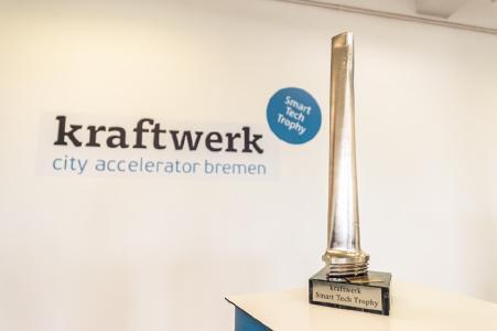 Smart Tech Trophy