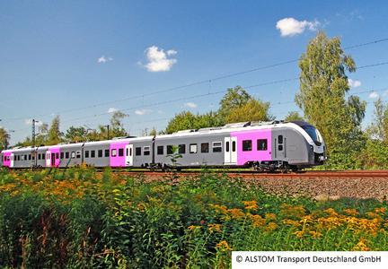 Alstom Transport Deutschalnd rüstet sich für die Zukunft