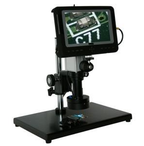 3D-Mikroskop mit Monitor