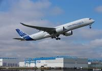 Airbus A350 comes to life with AkzoNobel colors